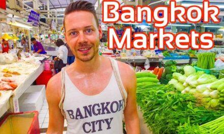 Meine TOP Märkte Bangkok