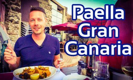 Leckere Paella im Süden von Gran Canaria