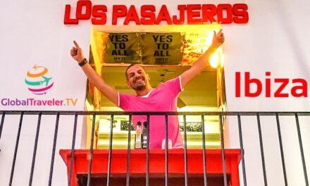 MUST TRY Ibiza: Los Pasajeros Spanish Restaurant