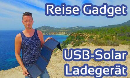 Reise Gadget Solarladegerät von EasyAcc
