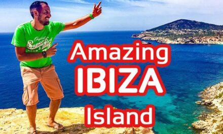 Amazing Ibiza Island Roundtrip & Drone Flight