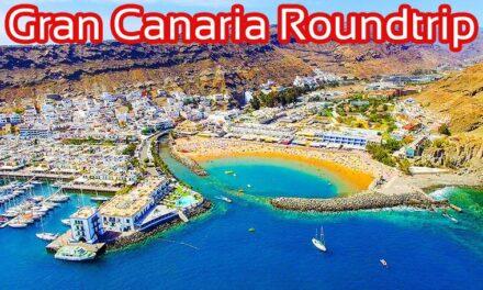 Gran Canaria Roundtrip & Drone Flight