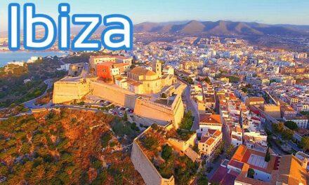 Ibiza von oben mit dem DJI Phantom 3 Professional Multikopter
