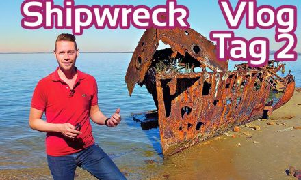 Queensland Schiffswrack und der erste Strand