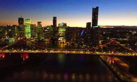Amazing Queensland Drone Flight