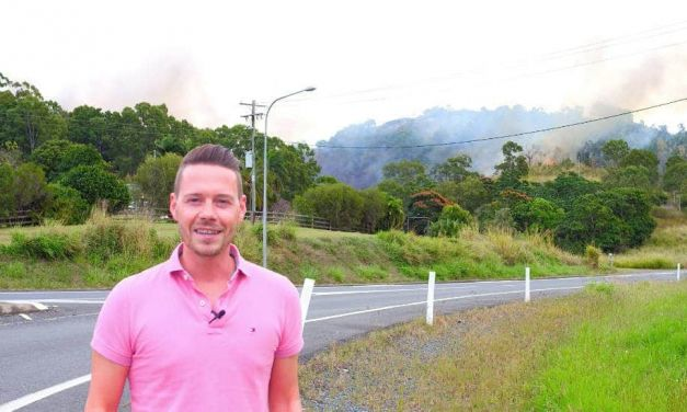 Waldbrand & 10 Stunden Autofahrt nach Bundaberg