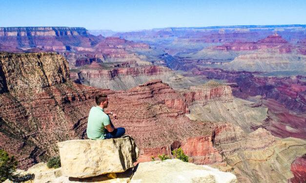 Grand Canyon National Park erleben