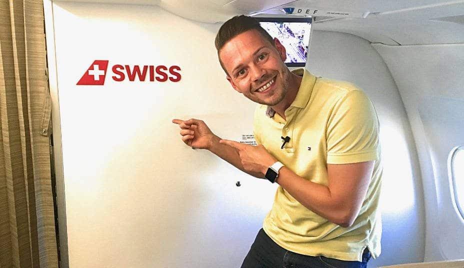 Mit Swiss in der Business Class im Airbus A320 von Istanbul nach Zürich