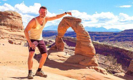 Arches Nationalpark Utah erleben