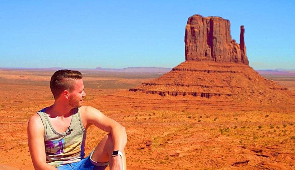 Monument Valley Western und Native America erleben