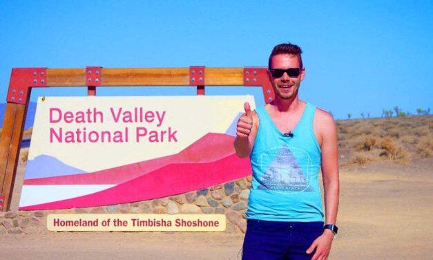 Death Valley National Park erleben
