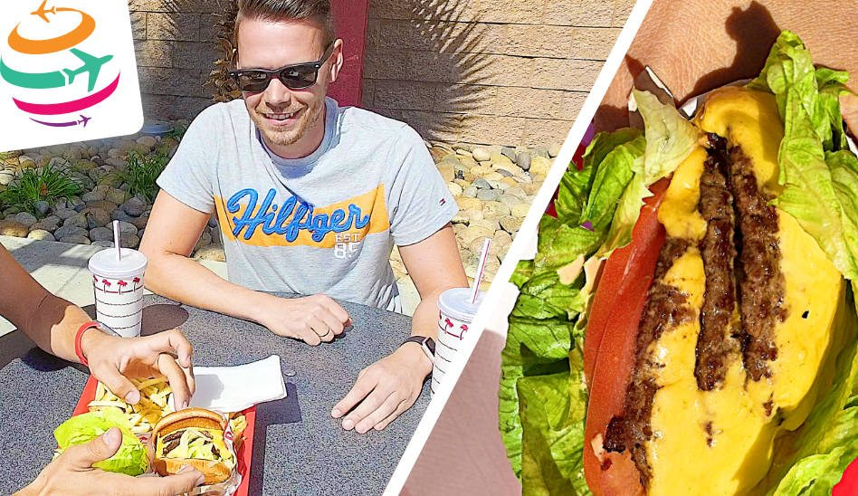 IN-N-OUT Die geilsten Burger im Westen der USA