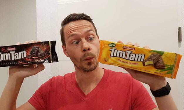 TIM TAM Die geilsten Kekse Australiens und TIM TAM SLAM