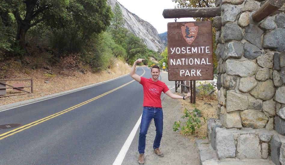 Yosemite National Park erleben
