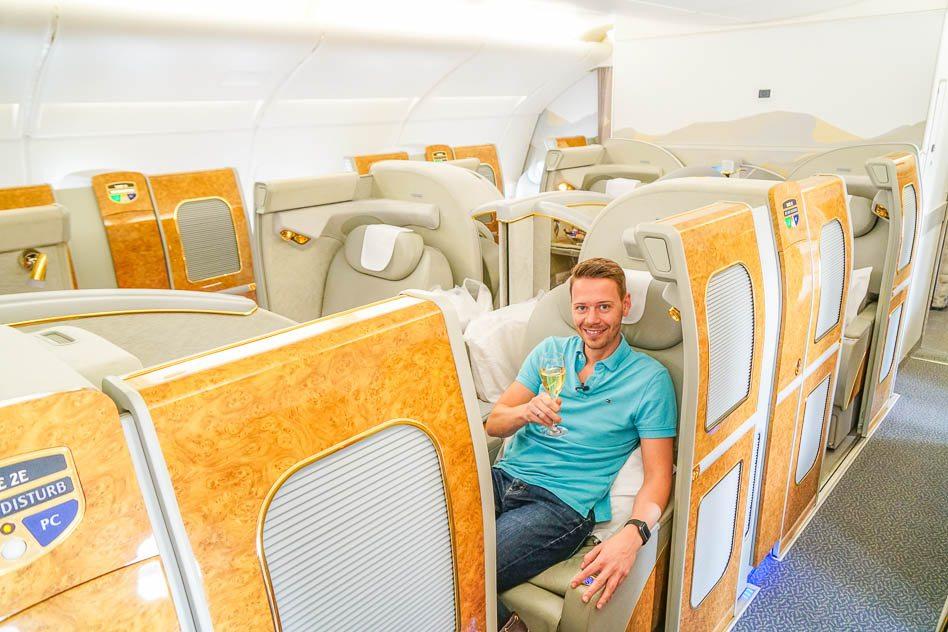 Emirates First Class