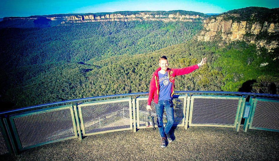 Blue Mountains Nationalpark erleben