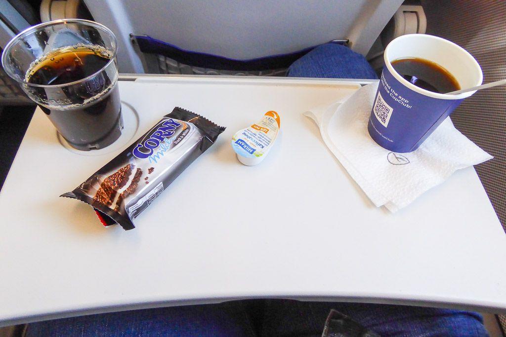 Lufthansa A320 Economy