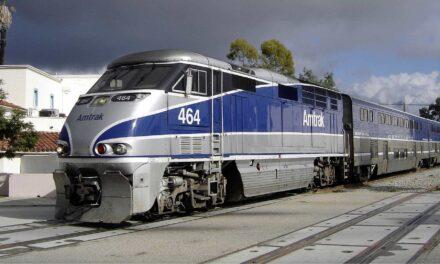 Mit dem Amtrak von Philadelphia nach New York