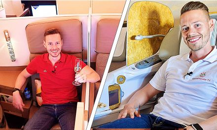 Emirates vs. Etihad Business Class