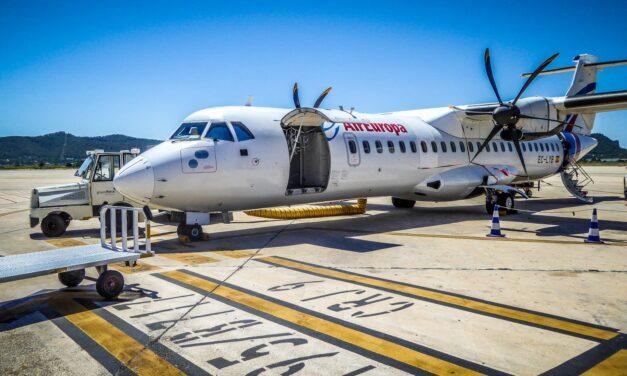 Air Europa ATR 72 Economy Class