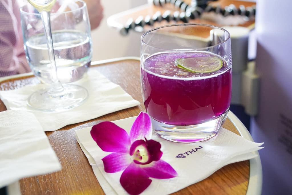 thai airways royal silk