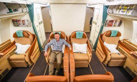 Oman Air Business Class A330-300
