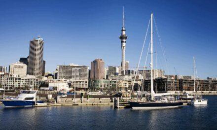 Ab 510€ von Frankfurt nach Auckland Neuseeland return