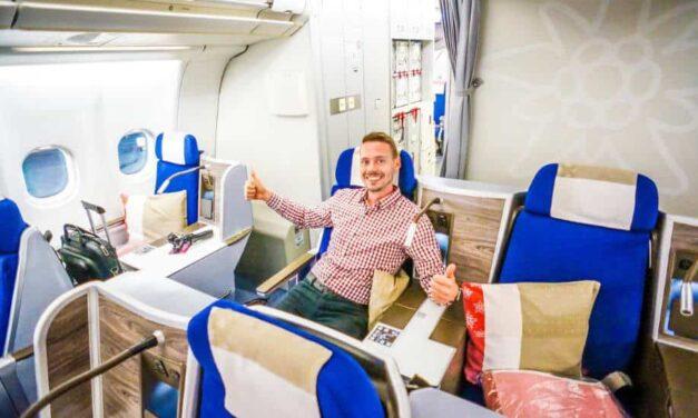 Edelweiss Business Class A330-300