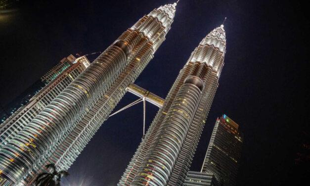 Ab 1324€ mit Qatar Business Class aus Deutschland nach Kuala Lumpur