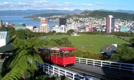 Neuseeland mit Emirates Business Class ab 1657€ Kairo return