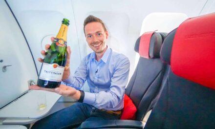 Air France Business Class A321