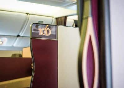 Qatar Airways Q Suite