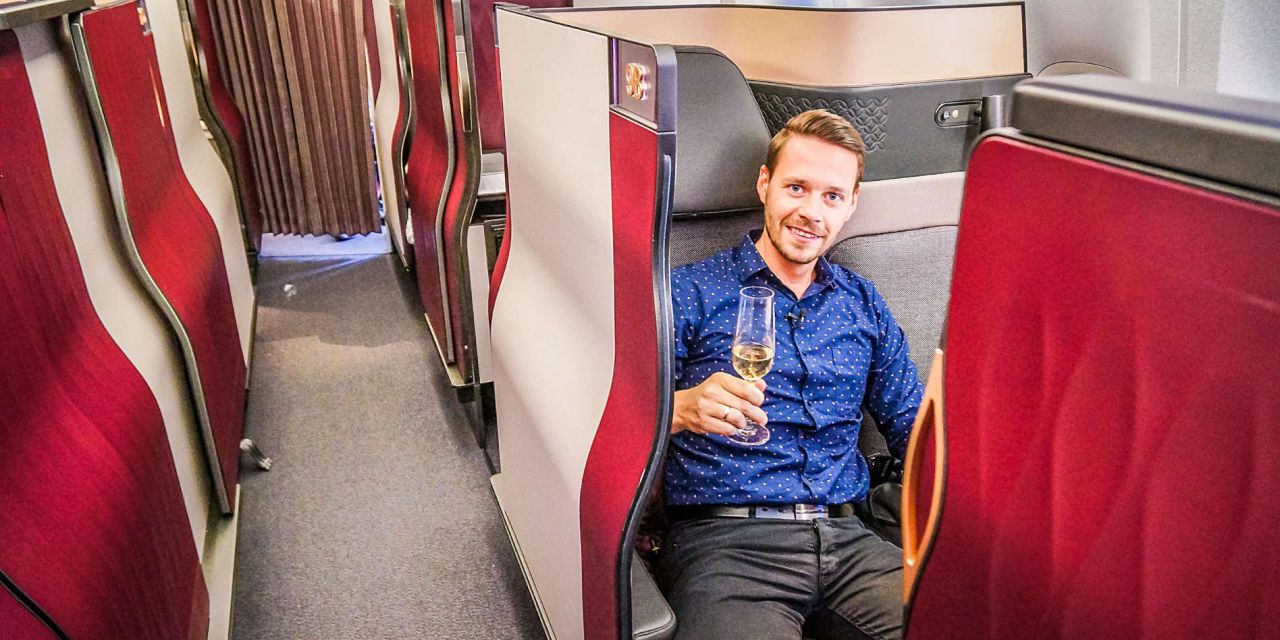 Qatar Airways Q Suite Business Class