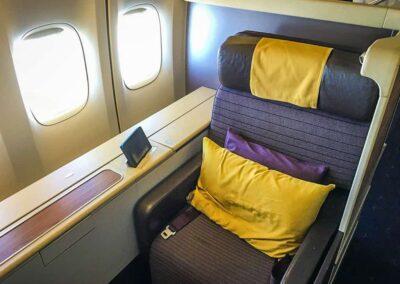 Thai Airways Royal First Class