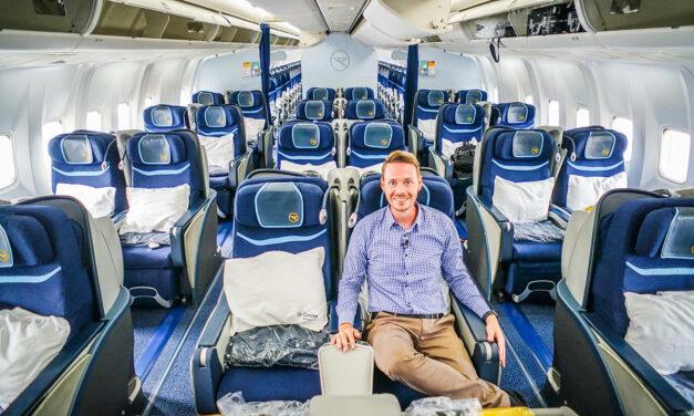 Condor Business Class 767-300ER