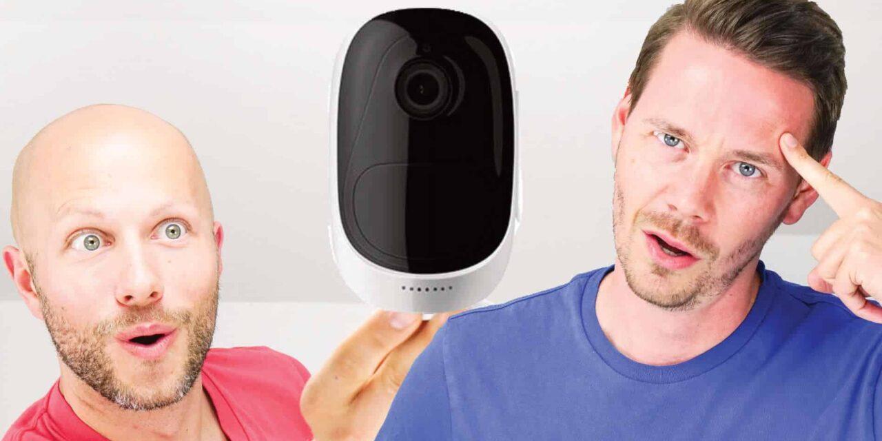 Mit kabelloser Kamera das Zimmer überwachen? Reolink Argus Review