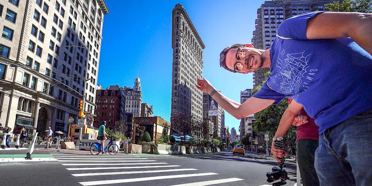 NEW YORK Jetlag? Kennen wir nicht! Tag 1