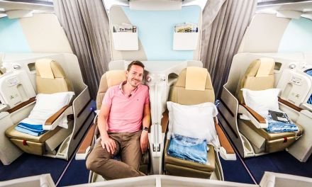 Philippine Airlines Business Class A330-300