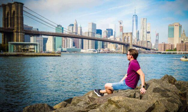 NEW YORK voll ausgekostet VLOG Tag 2
