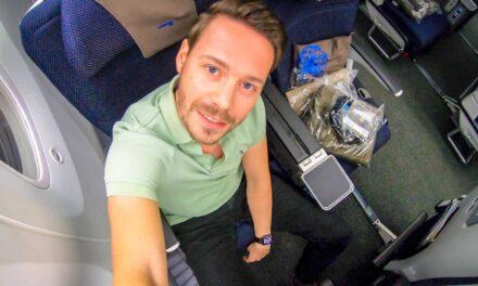British Airways Premium Economy auf Langstrecke