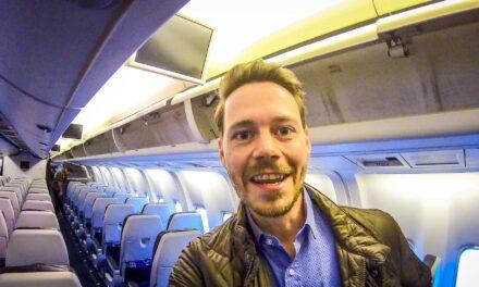 British Airways wollte, dass ich Business Class fliege