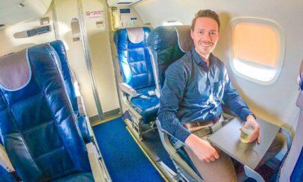 Brussels Airlines (BMI Regional) Economy Tripreport