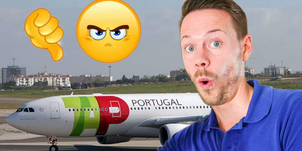 Unser Horrorflug mit TAP Portugal in der Business Class