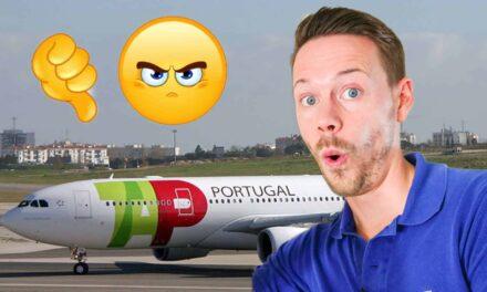 Unser Horrorflug mit TAP Portugal in der Business Class