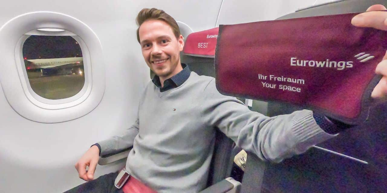 Eurowings Best (Business Class) Tripreport A320
