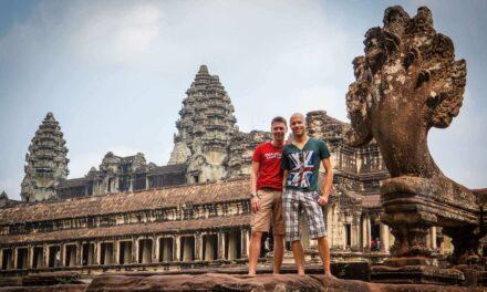 Ab 697€ mit Air France (Business) nach Siem Reap Kambodscha und zurück