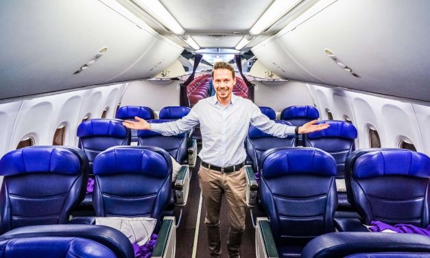 Die grandiose 737-800 Malaysia Airlines Business Class