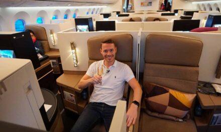 Ab 1.433€ mit Etihad Business Class ab Deutschland nach Asien