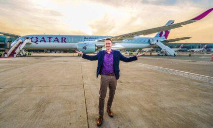 Erstflug A350-1000 Qatar Airways mit der Q Suite