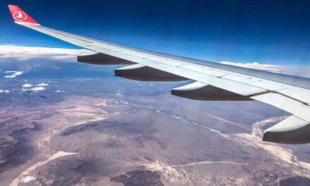 Turkish Airlines Economy IST-BKK A330-300